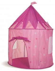Tender Toys play tent princesses pink 125 cm Internet Bikes