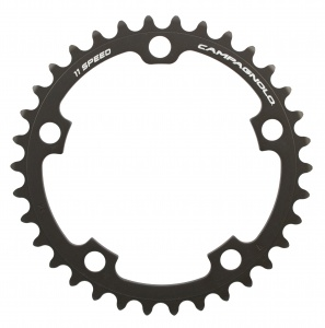 Campagnolo kettingblad Athena 34T 11S 110 mm zwart