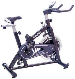 Care Fitness Spinningbike Spider-RS Electronic 74501