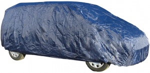 Carpoint autohoes MPV M 469 x 174 x 144 cm polyester blauw