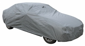 Carpoint autohoes Ultimate Protection S 406 x 150 x 116 cm grijs