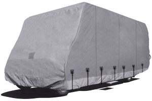 Carpoint camperhoes Ultimate Protection L 650 x 238 x 270 cm grijs
