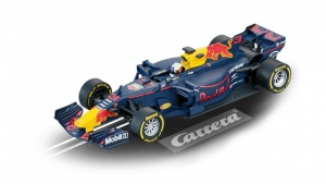Carrera Evolution racebaanauto Red Bull Tag Heuer RB13 1:32