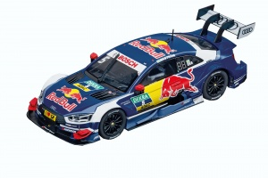 Carrera Evolution racebaanauto Audi RS 5 DTM Red Bull 1:32