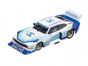 Carrera Evolution racebaan auto Ford Capri Zakspeed Turbo