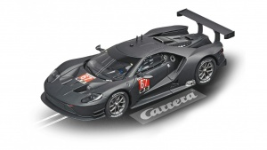 Carrera Evolution racebaan auto Ford GT Race Car zwart