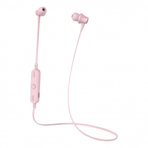 Celly in-ear oordopjes Bluetooth roze