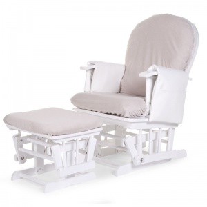 Childhome kussenhoes Gliding Chair grijs