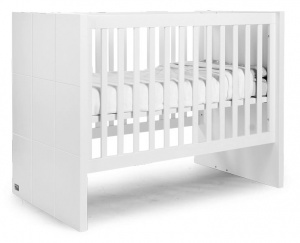 Childhome meegroeibed 2-in-1 Quadro 120 x 60/200 x 90 cm wit