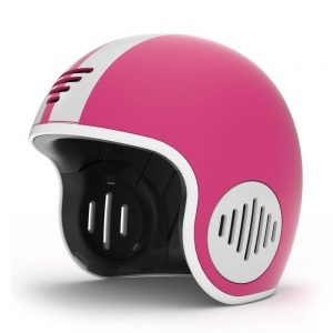 Chillafish helm Bobbi junior 51-55 cm roze