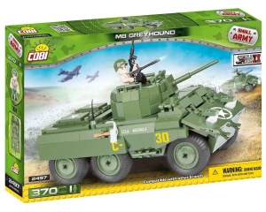 Cobi Small Army M8 Greyhound bouwset 370-delig 2497