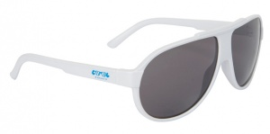 Cool Eyewear zonnebril Riders piloot jongens cat.3 wit (021)