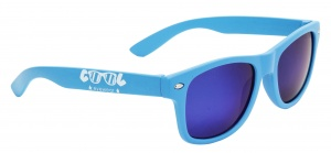 Cool Eyewear zonnebril wayfarer junior cat.3 blauw (005)