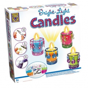 Creative maak je eigen kaarsen Bright Light Candles