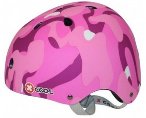 Cycle Tech fietshelm XCool roze