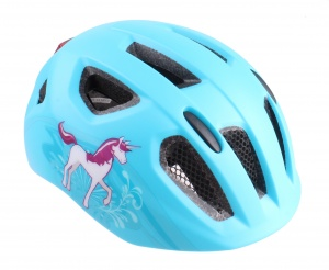 Cycle Tech kinderhelm Inmold Nova junior 54-58 cm blauw