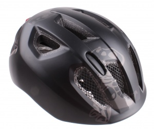 Cycle Tech kinderhelm Inmold Nova junior 54-58 cm zwart