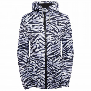 Dare 2B outdoorjas Deviation II dames polyester zwart/wit