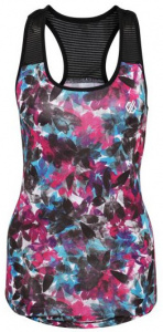 Dare 2B sporttop Ardency dames polyester roze/paars