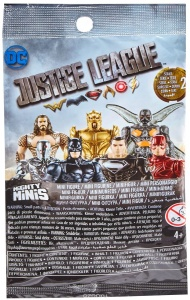 DC Comics Justice League verrassingszakje Mighty Minis