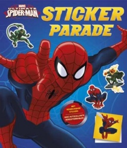 Marvel sticker- en kleurboek Spider-Man 28 cm