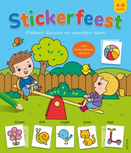 Deltas Stickerfeest (4-6 jaar)