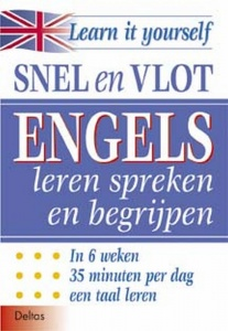 Deltas taalboek Learn it yourself - Engels leren spreken en begrijpen