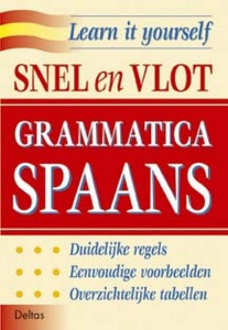 Deltas taalboek Learn it yourself - Grammatica Spaans