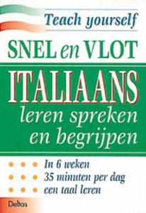 Deltas taalboek Learn it yourself - Italiaans leren spreken en begrijpen