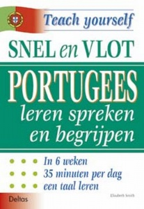 Deltas taalboek Learn it yourself - Portugees leren spreken en begrijpen