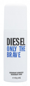 Diesel deodorant Only The Brave 150 ml houtachtig wit