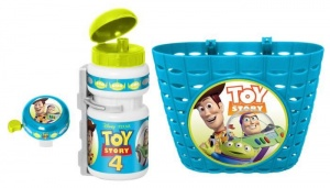 Disney accessoiresset Toy Story blauw 3-delig