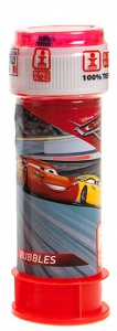 Disney Cars 3-bellenblaas 60 ml
