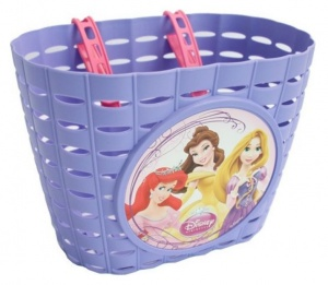 Disney fietsmand Princess Dreams lila 4 liter