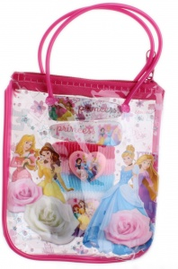 Disney giftbag Princess 9-delig roze