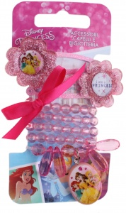 Disney juwelenset Princess 3-delig roze