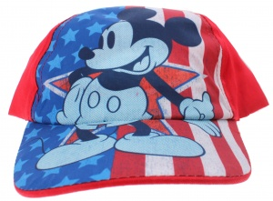 Disney pet Mickey Mouse junior rood maat 54-56