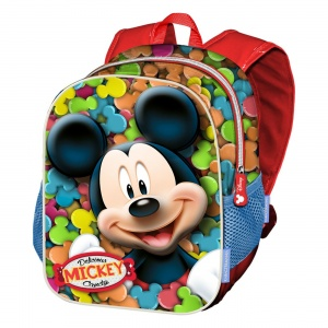 Disney rugzak 3D Mickey Mouse 14 liter