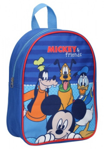 Disney rugzak Mickey Mouse 6,2 liter polyester blauw
