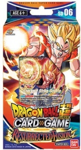 Dragon Ball SCG Resurrected Fusion startersdeck SD06 (en)
