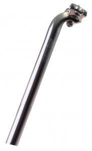ERGOTEC Patent Hook Seat Post 30.8 X 400 Mm Black//Sand