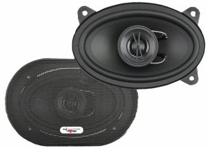 Excalibur speakerset X462 100W RMS 6,5'' zwart