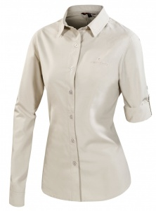 Ferrino blouse Perinet LS dames beige