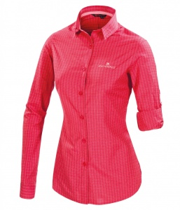 Ferrino blouse Perinet LS dames rood