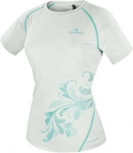 Ferrino Mesa T-shirt dames wit