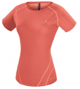 Ferrino Orange shirt dames rood
