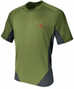 Ferrino T-shirt Glasshouse heren groen