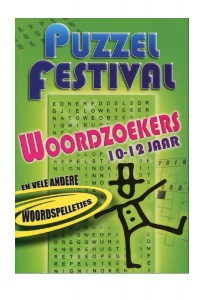 Flash puzzelboek woordzoekers