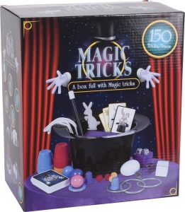 Free and Easy goochelset Magic Tricks 150 trucs