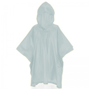 Free and Easy regenponcho junior one size transparant